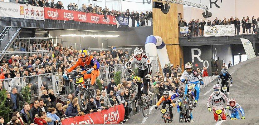 A Caen : le BMX Indoorvoit les choses en grand