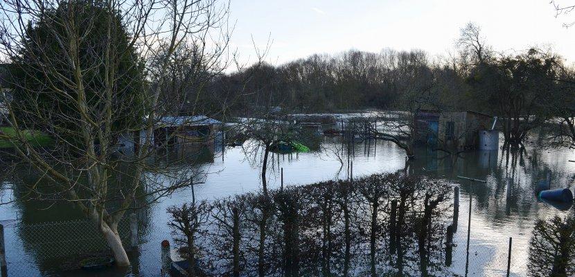 Inondations : les villes de Seine-Maritime et de l'Eure en état de catastrophe naturelle