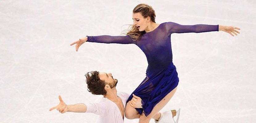 JO-2018: Papadakis et Cizeron en argent en danse sur glace, 12e médaille française