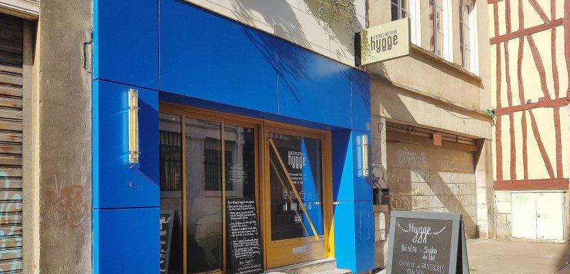 Bonne table à Rouen : repas sans gluten chez Hygge, rue Sainte-Croix-des-Pelletiers