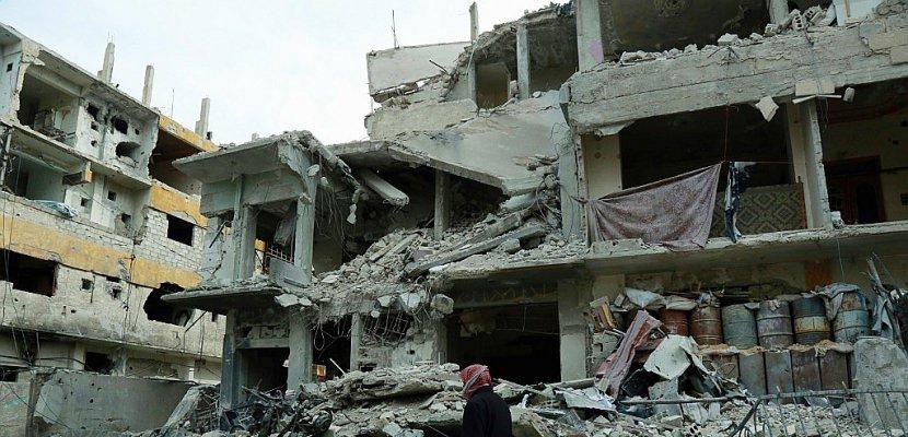 Syrie: entrée en vigueur d'une trêve humanitaire décrétée par Moscou