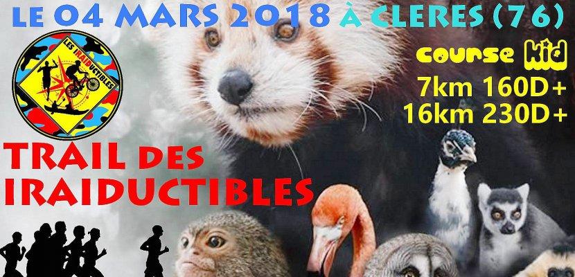 Première édition du Trail des Iraiductibles ce dimanche à Clères
