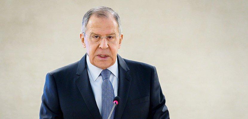 """Syrie: Lavrov demande aux rebelles d'""""agir"""" pour que la trêve fonctionne"""