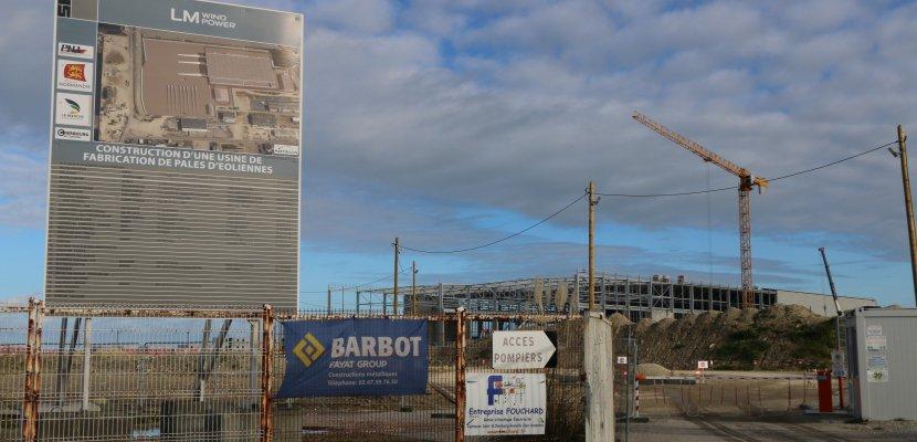 Eoliennes à Cherbourg : l'usine ouvrira bien en 2018, affirme General Electric