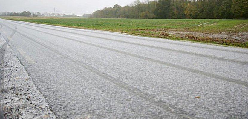 Verglas : Petit matin périlleux sur les routes de la Manche