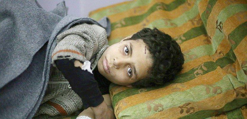 Syrie: la Ghouta sous les bombes, les occidentaux demandent des comptes