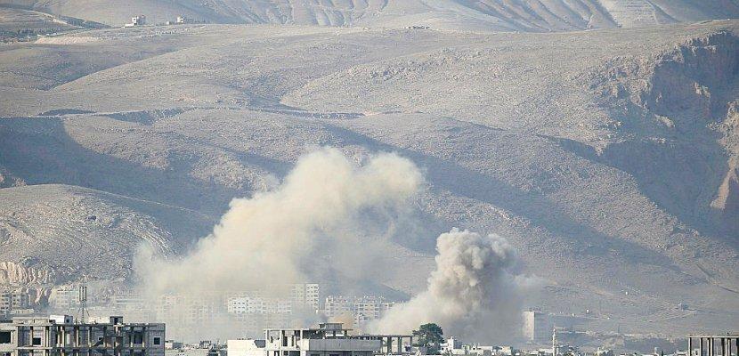 """Syrie: le régime a """"progressé"""" sur plusieurs fronts dans la Ghouta"""