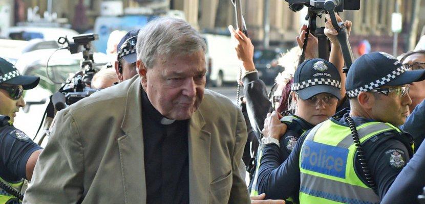 Australie: audience cruciale à Melbourne pour le cardinal Pell