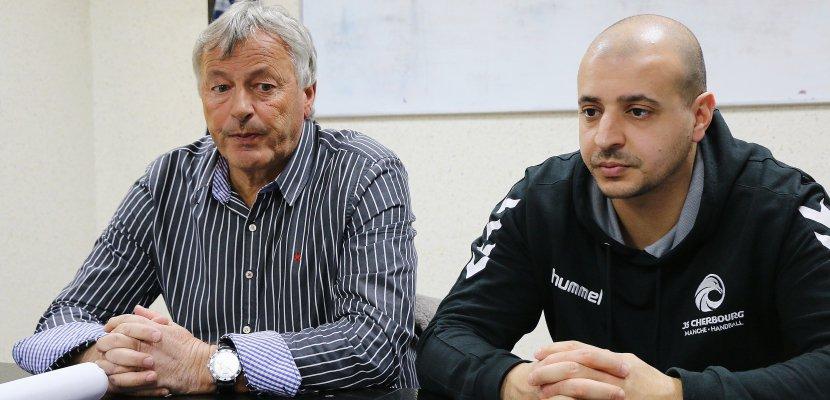 Handball : Chérif Hamani quittera la JS Cherbourg en fin de saison