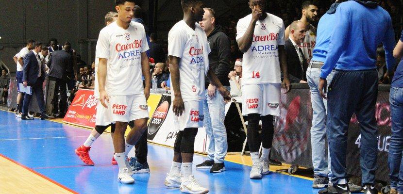 Basket (Pro B) : Caen surpris par Charleville, bon dernier du championnat