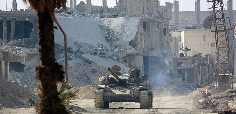 Syrie: le régime envoie des renforts et accroit la pression sur la Ghouta