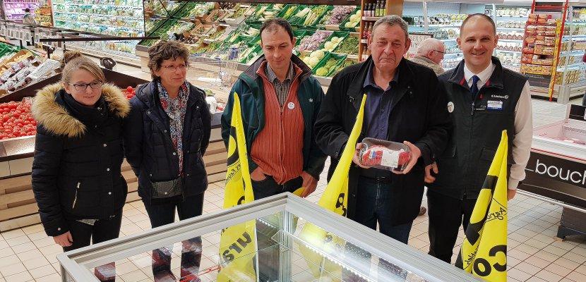 La Coordination Rurale informe les consommateurs contre le Mercosur