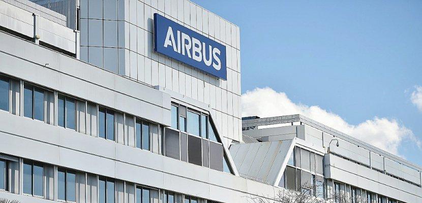 Airbus: 3.700 emplois menacés par la baisse de cadences