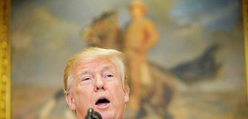 """Trump à l'offensive sur l'acier, soulève les craintes d'un """"grave"""" impact"""