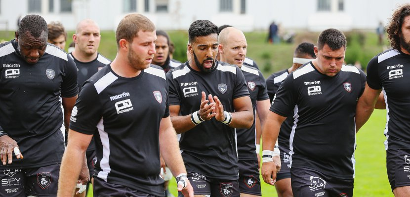 Rugby: le Rouen Normandie Rugby reçoit le Stade OL Chambery