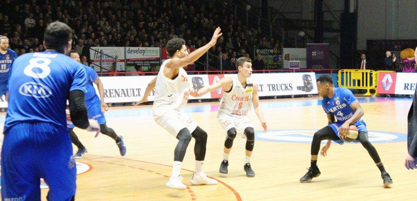 Basket (Pro B) : Caen chute à Roanne (89-63)