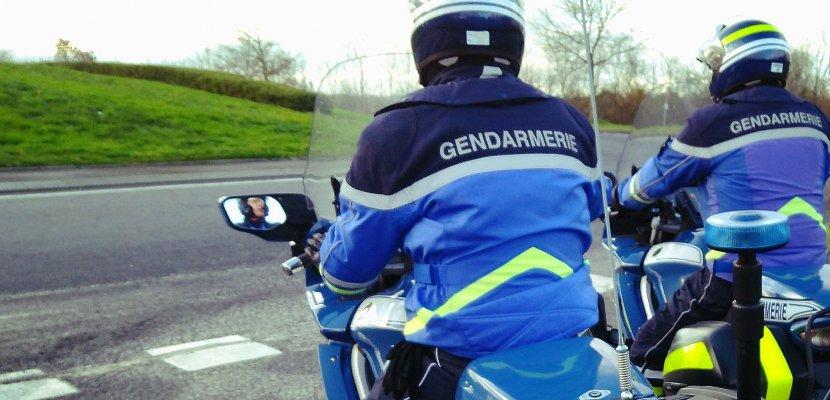 Interceptés à 228 et 201 km/h sur deux routes de Normandie