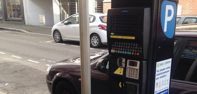 Le stationnement moins cher pour les professionnels au Havre
