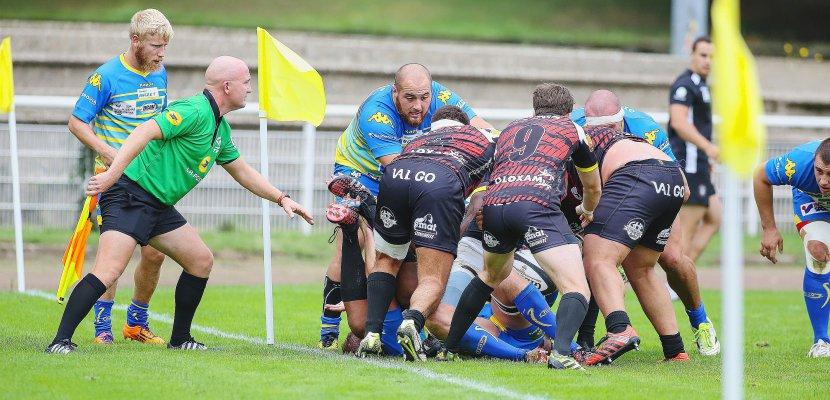 Rugby : le Rouen Normandie Rugby en piste pour se rapprocher du Top 5