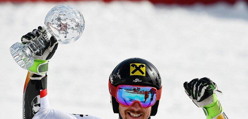 Ski: Hirscher s'impose en Géant, Muffat-Jeandet 3e