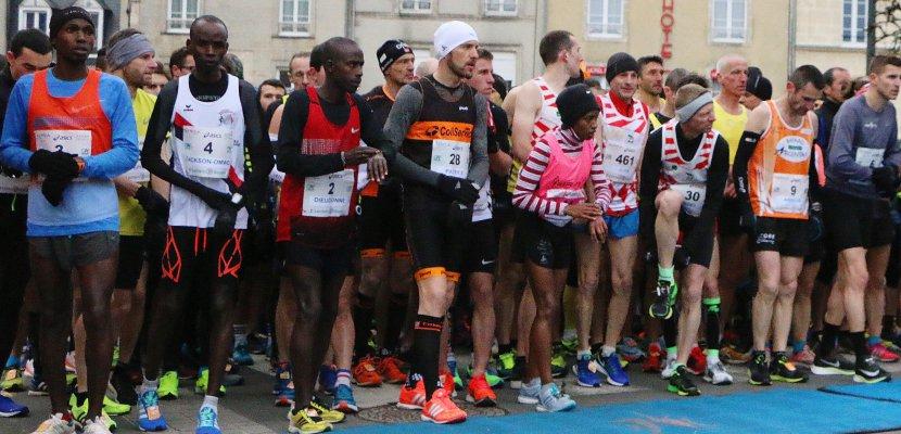 Course hors-stade : l'Afrique règne en maîtresur les 34e Foulées de Bayeux !