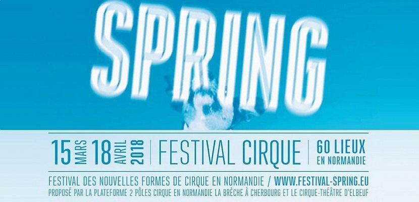 SPRING 2018 - Festival du cirque contemporain en Normandie