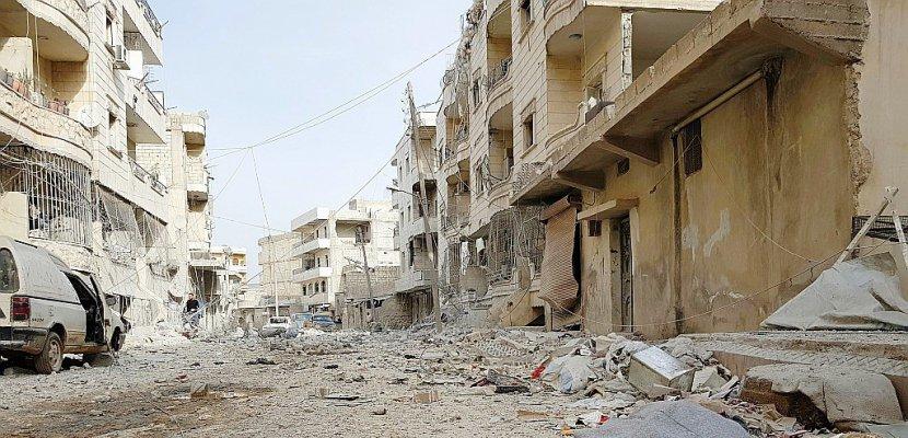 """Syrie: Ankara promet d'étendre son offensive, Washington """"préoccupé"""""""