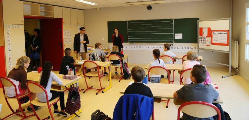Ouverture d'une classe adaptée au collège de Notre-Dame-de-Gravenchon