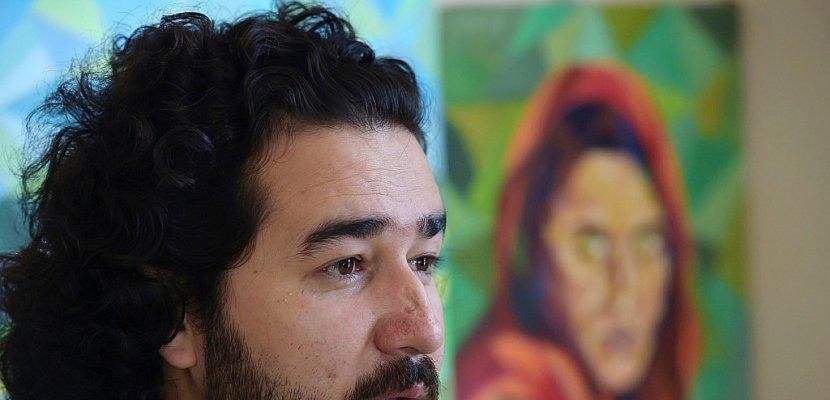 En Afghanistan, le street art contre les seigneurs de guerre