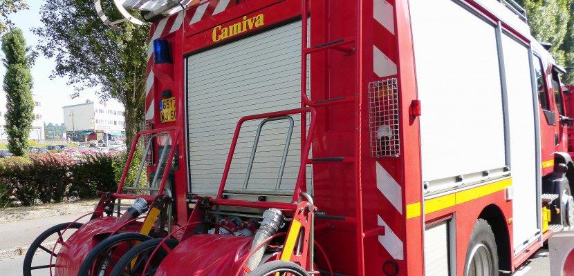 Manche : 4 personnes relogées dont deux enfants après l'incendie de leur maison