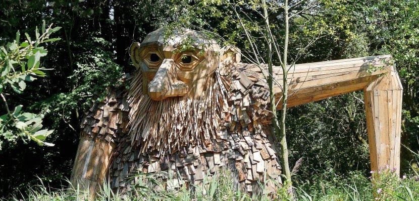 Près de Rouen, de l'art monumental s'apprête à investir la Forêt Verte