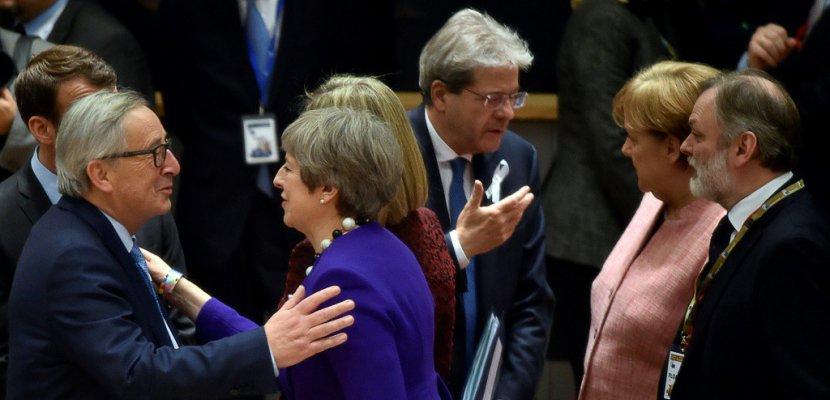 Les Européens se penchent sur la relation post-Brexit avec Londres