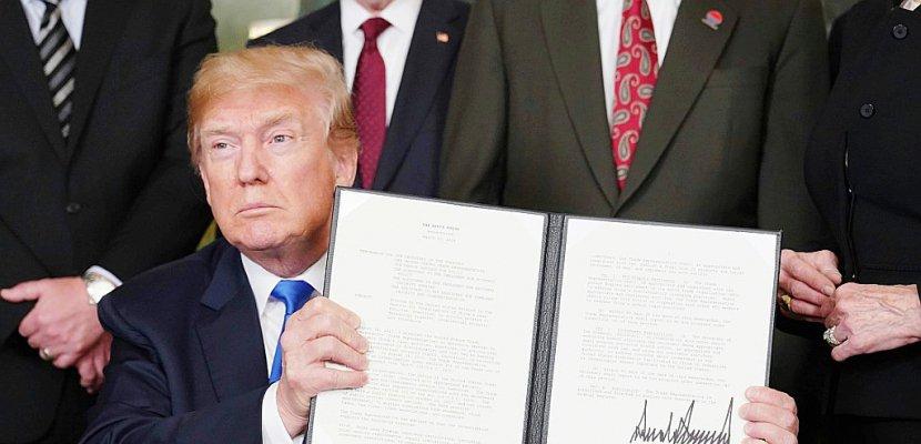Guerre commerciale: les capitales fourbissent leurs armes sur fond de menaces