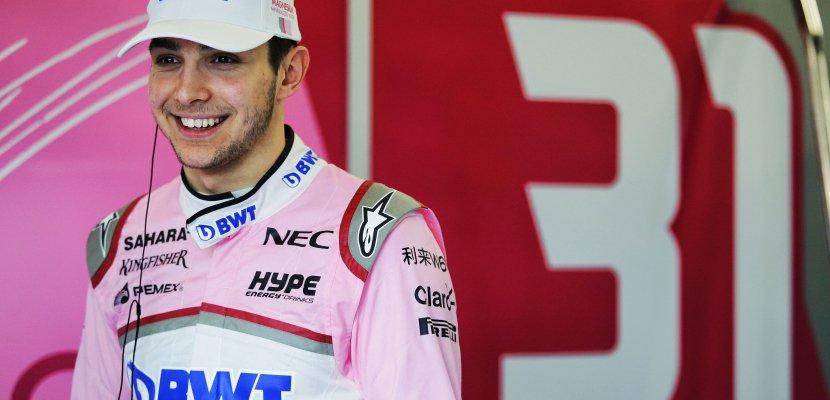 Formule 1: Ocon 12e, Gasly abandonne