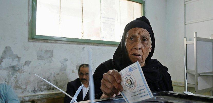 Présidentielle en Egypte: triomphe assuré pour Sissi