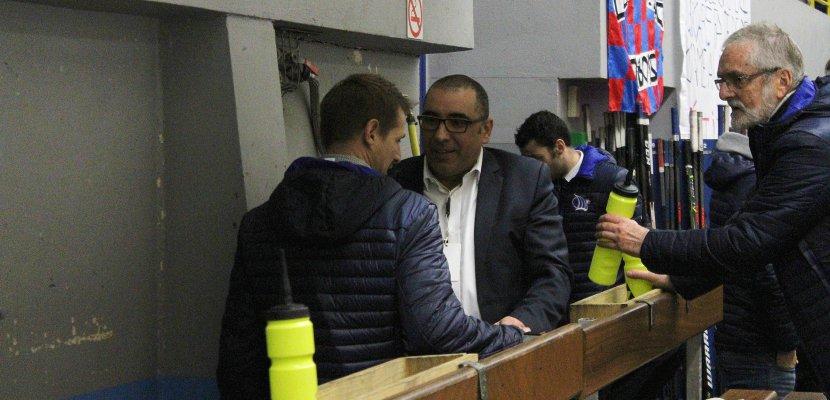Hockey-sur-glace (Division 1) : Luc Chauvel renforcé dans ses fonctions à Caen
