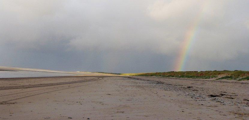 Grandes marées pour ce week-end de Pâques sur le littoral de la Manche