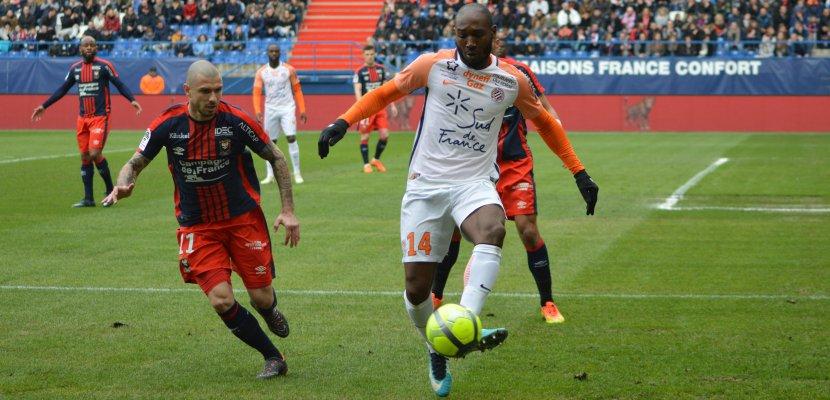 Football (Ligue 1, 31e journée) :mauvais poisson d'avrildesCaennais...