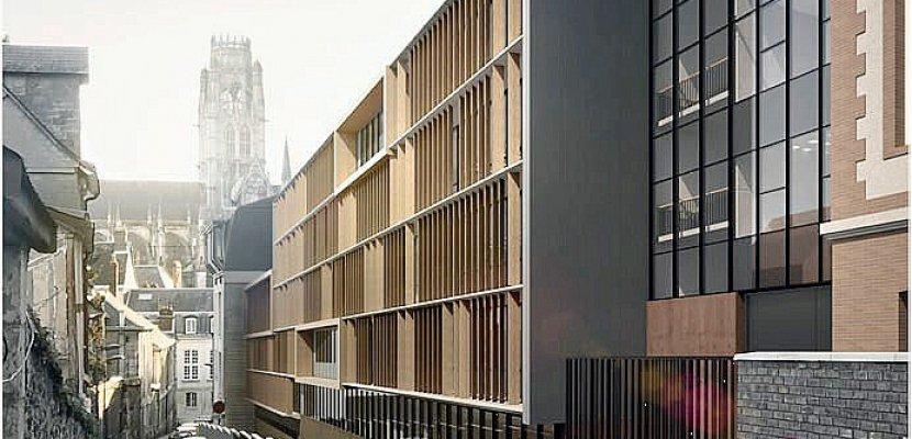 À Rouen, le lycée Corneille va retrouver une seconde jeunesse