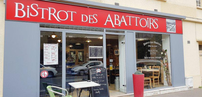 Bonne table à Rouen : le bistrot des abattoirs, rue Henri II Plantagenêt