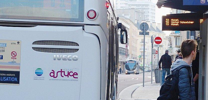 À Rouen, la moitié du service assurée pour le premier jour de grève de la TCAR