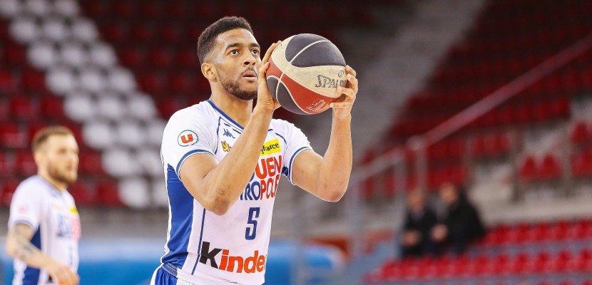Basket : nouveau derby entre le Rouen Métropole Basket et l'ALM Evreux