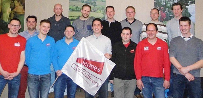Une nouvelle équipe pour les Jeunes Agriculteurs de la Manche
