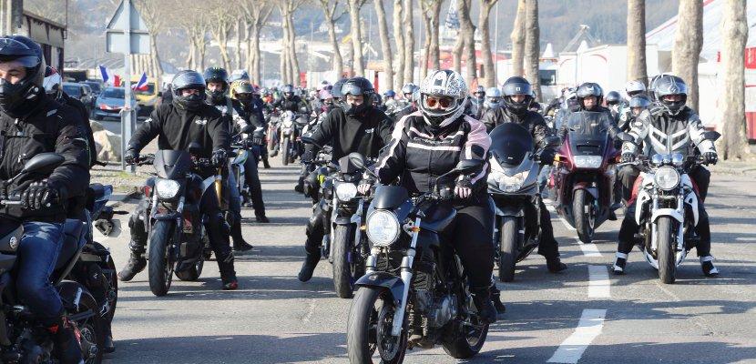 Mobilisation régionale à Flers contre la limitation de vitesse à 80km/h