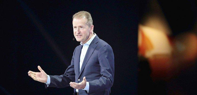 Après le scandale du diesel, Volkswagen devrait nommer un nouveau patron