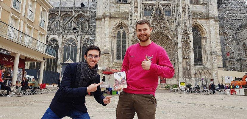 Découvrez Rouen avec la 20e édition du guide des Vikings
