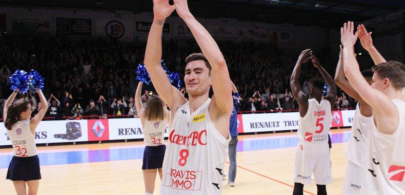 Basket(Pro B) : le Caen BC surclasse Denain!