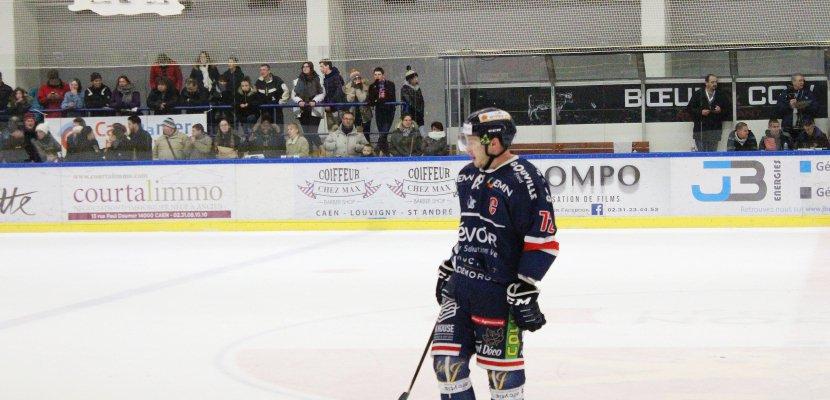 Hockey/Glace : du mouvement chez les Drakkars de Caen