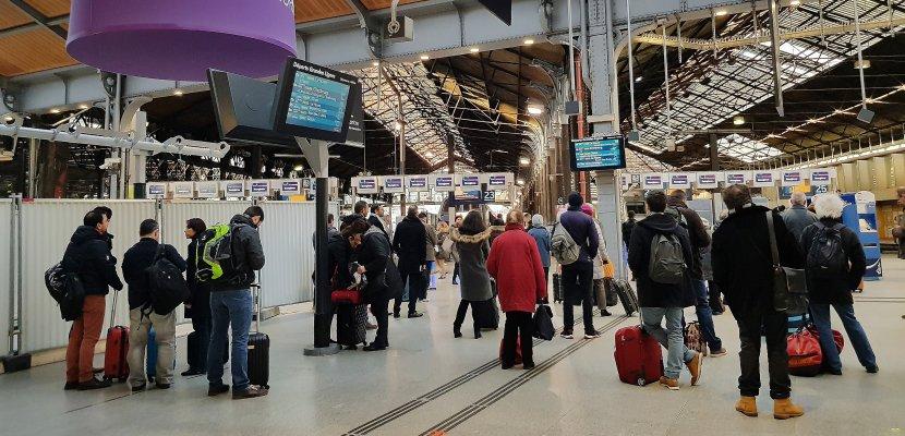"""SNCF : le trafic des trains """"peu perturbé"""" dimanche 15 avril"""