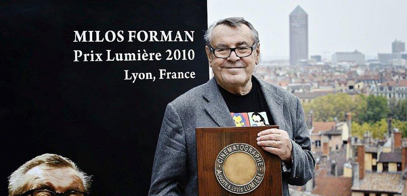 Le réalisateur Milos Forman est mort à 86 ans